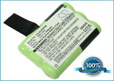 NEW Battery for ALINCO DJ-S41 DJ-SR1 PMR446 EBP-25N Ni-MH UK Stock