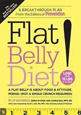 Flat Belly Diet! by Liz Vaccariello, Cynthia Sass, Good Book