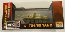 MRC 1/72 Iraqi Army T34/85 Tank Camo Built Up 36273