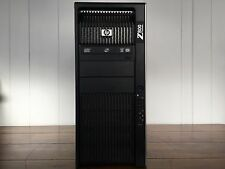 HP Z800 - Dual 6 Core X5650@2.66GHz, 48GB DDR3, 300GB15K+2TB, Quadro 2000, WIN7