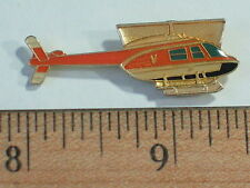 Vintage Helicopter Pin