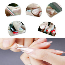 20Pcs/Set Nail Guard Glue Gel Protective Layer Sticker Easy Peel off Removal