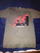 U2 Small Brown T-shirt 2006 Vertigo Tour S