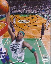 Paul Pierce Celtics Signed 8x10 Photo Autograph Auto Mounted Memories