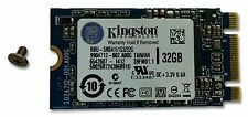 Kingston SATA III SSD M.2 32GB Acer Chrome OS C720 C720P RBU-SNS4151S3/32G