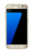 NEW, SEALED, SAMSUNG GALAXY S7 SM-G930 - 32GB - Gold Platinum (Unlocked)...