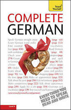 Complete German (Learn German with Teach Yourself) by Paul Coggle, Heiner...