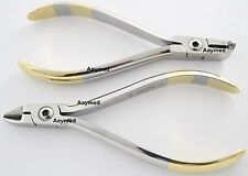 Distal End TC Cutter Ligature Wire Cutter Orthodontic Lab Dental Plier Germany