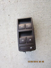 11- 13 BUICK REGAL BASE CXL GS TURBO DRIVER LEFT SIDE MASTER POWER WINDOW SWITCH