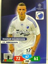 Adrenalyn XL Champions League 13/14 - Ragnar Sigurdsson - F.C. Kobenhavn