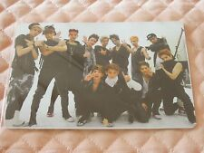 (ver. Group) All Member EXO 1st Album Repackage Growl Big Photocard TYPE B
