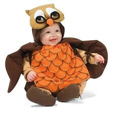 NWTS ~ MULLINS SQUARE Kids Infant OWL Halloween Costume