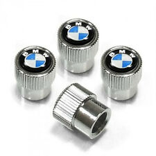 Genuine BMW Roundel Valve Stem Caps 36110421544 NEW!!