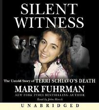 Silent Witness Mark Fuhrman 2005 Unabridged Audiobook 5.5 Hrs 5 CD Set