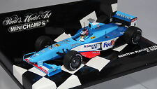 1/43 BENETTON PLAYLIFE B198 ALEX WURZ BY MINICHAMPS