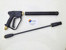 Clarke Tiger 3000 Petrol Pressure Power Washer Trigger Gun Variable Lance