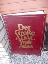 Der Große ADAC Welt Atlas, ein ADAC Atlas Buch