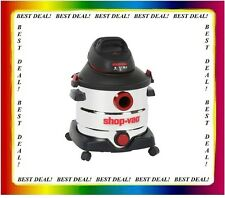 Shop-Vac 8 Gallon 5.5 HP Stainless Steel Wet / Dry Vacuum New!!!