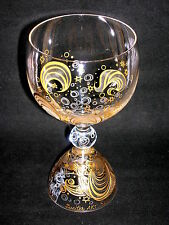 Rosenthal Wiinblad Zauberföte Weinglas Königin der Nacht