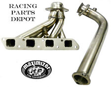 Maximizer Header Manifold Fits For 91- 96 Ford Escort Mercury Tracer 1.9L
