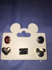 Disney Park Charms For Bracelet Or Necklace  Set Of 5 Charms
