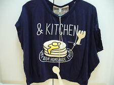 NEW FORK AND KNIFE PANCAKE TOP FROM JAPAN VERY CUTE