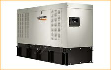 GENERAC Stationary Power 30kW Protector Series Diesel Home Standby Generator