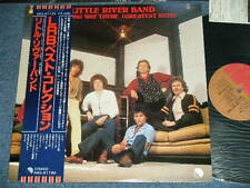 LITTLE RIVER BAND Japan 1978 NM LP+Obi IT'S A LONG WAY THERE