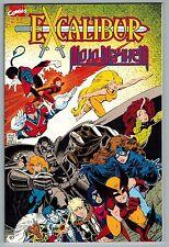 Excalibur Mojo Mayhem 1989 (C5757) Marvel Comics