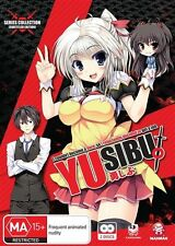 Yu-Sibu: I Couldn't Become a Hero, so I Reluctantly Decided to Get a Job DVD NEW
