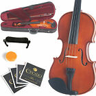 NEW FULL SIZE 4/4 VIOLIN+Everything You Need & LESSONS