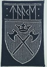 TAAKE - Aufnäher Patch - Shield 6,5x10cm
