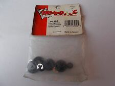 TRAXXAS 4395 PULLY 15-GROOVE (2)/AXLE PINS(2)/TOP SHAFT SPACERS (2) (PLASTIC)