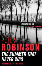 The Summer That Never Was  by Peter Robinson (Paperback) New Book