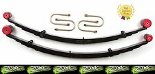 "1984-2001 Jeep Cherokee XJ Zone 3"" Rear Leaf Springs Lift Kit w/Chrysler 8.25"
