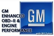Auto Training/GM Enhanced OBDII/DVD/Man./ 76