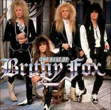 BRITNY FOX : BEST OF (CD) sealed