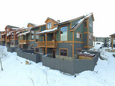 Silverthorne Colorado Vacation Rental near Keystone Breckenridge Vail Copper Mtn
