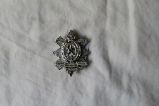 Canadian Black Watch Sweetheart Badge with Brilliants?