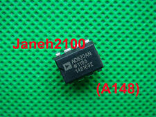5PCS x ANALOG DEVICES IC AD620AN AD620ANZ DIP-8