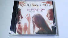 "HERMANAS SISTER ""THE PUNK ACID-JAZZ EXPERIENCE"" CD 10 TRACKS COMO NUEVO"