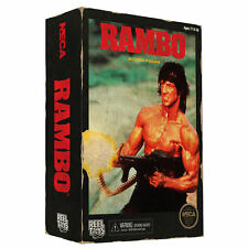 RAMBO FIRST BLOOD II 2 ACTION FIGURE NECA VIDEO GAME 8-BIT SYLVESTER STALLONE
