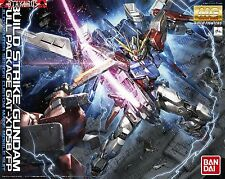 Build Strike Gundam Full Package MG Scale 1/100 Model Figure Bandai Japan