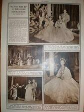 Play Photo article As You Like It Stratford UK 1952