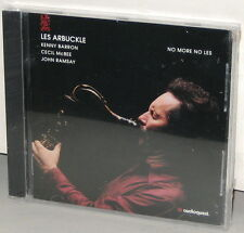 AudioQuest CD AQCD 1019: Les Arbuckle - No More No Les - USA 1993 Factory SEALED