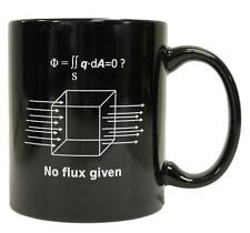 NO FLUX GIVEN FUNNY SCIENCE PHYSICS CERAMIC 11 OZ COFFEE MUG