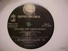 Siouxsie And The Banshees Kiss Them For Me 4 mix Dj 12""