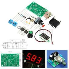 DIY Kit LED LM317 Adjustable Voltage Regulator Step-down Module AC/DC to 27V 40V