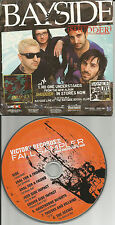 2008 RARE PROMO CD 8TRX w/ BAYSIDE Funeral for a Friend HAWTHORNE HEIGHTS