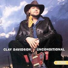 Unconditional / My Best Friend & Me Davidson, Clay MUSIC CD